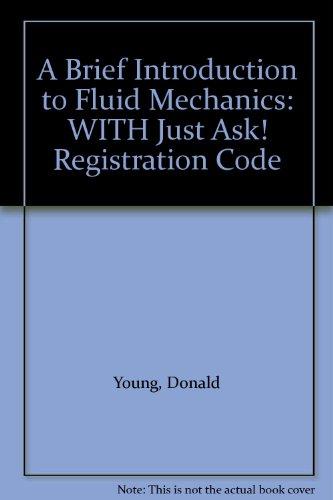 9780470045367: A Brief Introduction to Fluid Mechanics