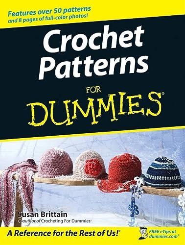 9780470045558: Crochet Patterns for Dummies