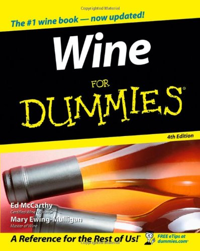 9780470045794: Wine For Dummies