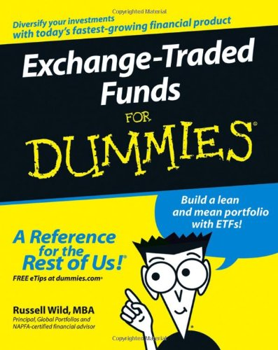 9780470045800: Exchange-traded Funds For Dummies