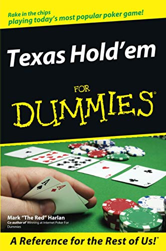 9780470046043: Texas Hold'em For Dummies