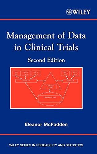 9780470046081: Management of Data in Clinical Trials