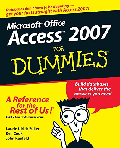 9780470046128: Access 2007 for Dummies