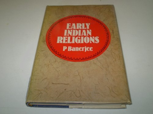 9780470046708: Early Indian Religions