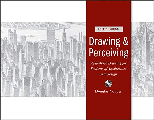 9780470047163: Drawing and Perceiving: Real-World Drawing for Students of Architecture and Design