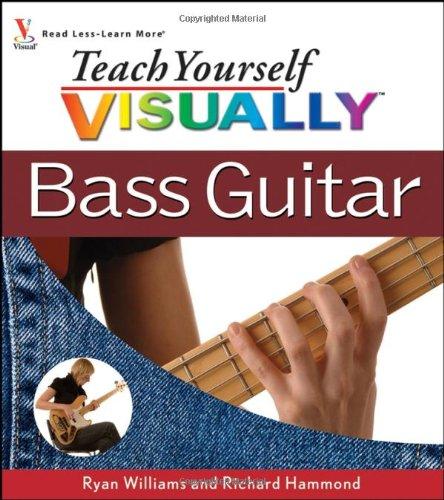 9780470048504: Teach Yourself VISUALLY Bass Guitar