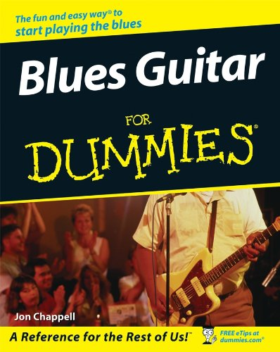 9780470049204: Blues Guitar For Dummies