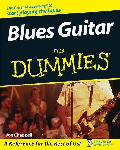 9780470049204: Blues Guitar for Dummies