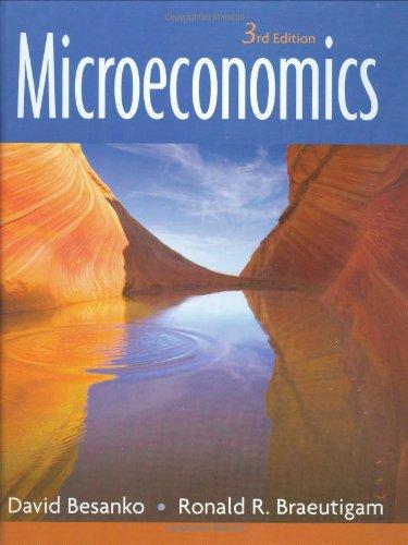 9780470049242: Microeconomics