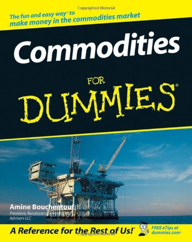 9780470049280: Commodities For Dummies