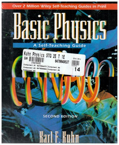 9780470049532: Basic Physics: WITH Thomas Edison Book of Easy and Incredible Experiments: A Self-teaching Guide