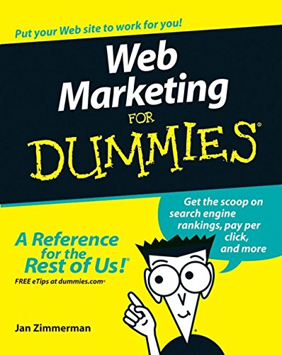 9780470049822: Web Marketing For Dummies