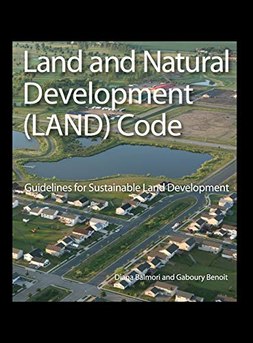 9780470049846: Land and Natural Development (LAND) Code: Guidelines for Sustainable Land Development