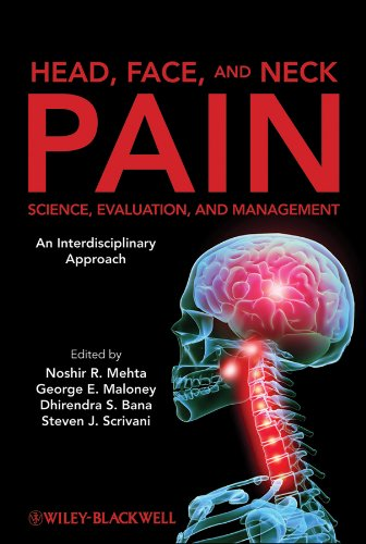 9780470049952: Head, Face, and Neck Pain: Science, Evaluation, and Management: An Interdisciplinary Approach