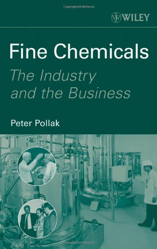 9780470050750: Fine Chemicals: The Industry and the Business