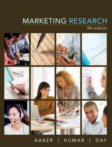9780470050767: Marketing Research