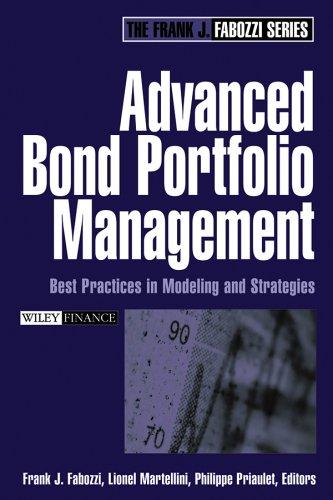 9780470051160: Advanced Bond Portfolio Management: Chapter 6