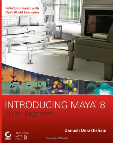 9780470051351: Introducing Maya 8: 3D for Beginners +CD