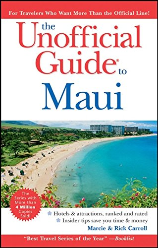 9780470052242: The Unofficial Guide to Maui (Unofficial Guides)