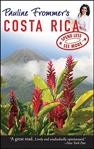 9780470052273: Pauline Frommer's Costa Rica (Pauline Frommer Guides)