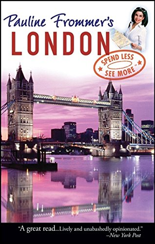 9780470052280: Pauline Frommer's London (Pauline Frommer Guides)