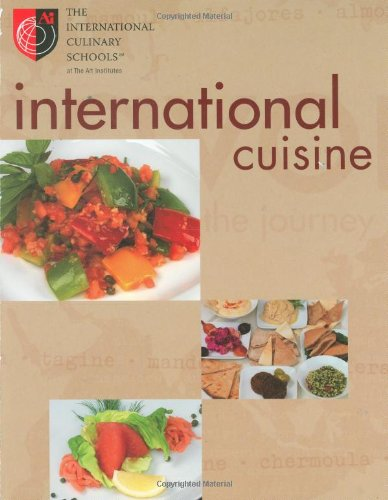 9780470052402: International Cuisine