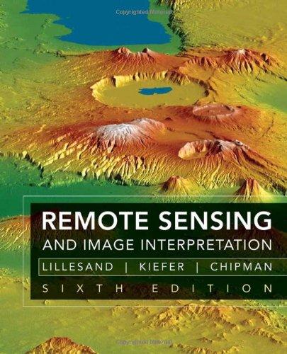 9780470052457: Remote Sensing and Image Interpretation