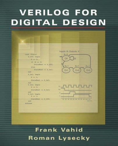 9780470052624: Verilog for Digital Design