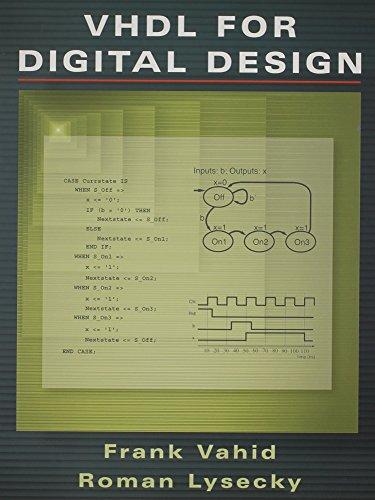 9780470052631: VHDL For Digital Design