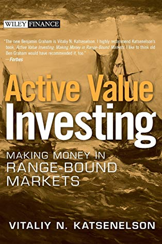 9780470053157: Active Value Investing: Making Money in Range-Bound Markets