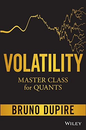 9780470053171: Volatility Master Class for Quants (Wiley Finance)
