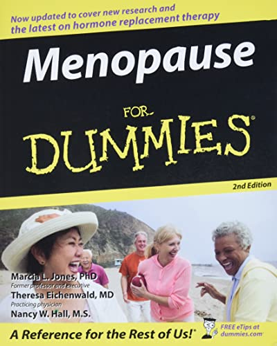 9780470053430: Menopause For Dummies, 2nd Edition