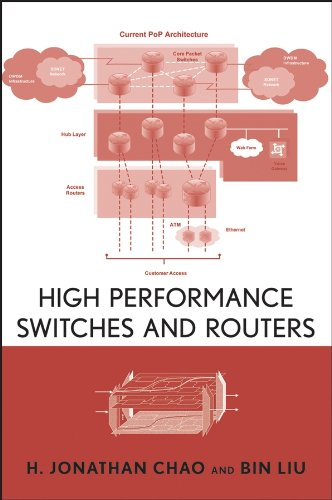 9780470053676: High Performance Switches and Routers (Wiley - IEEE)