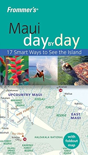 9780470053980: Frommer's Maui Day by Day (Frommer's Day by Day - Pocket)