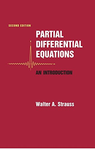 9780470054567: Partial Differential Equations: An Introduction