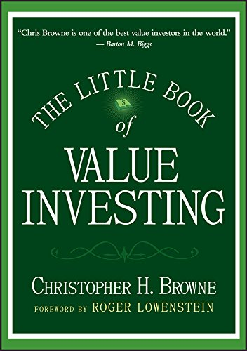 9780470055892: The Little Book of Value Investing (Little Books. Big Profits)