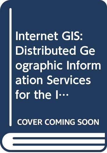 9780470056226: Internet Gis