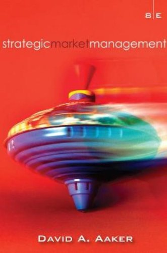 9780470056233: Strategic Market Management