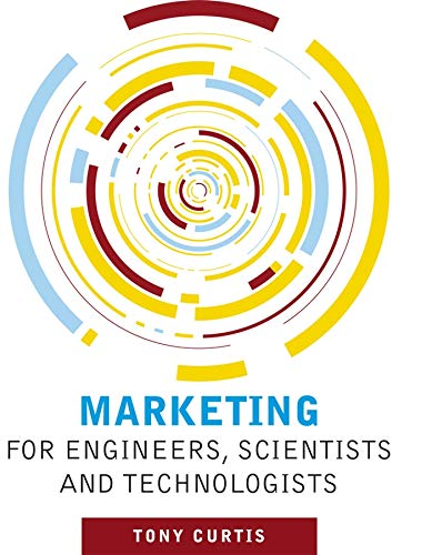 9780470057094: Marketing for Engineers, Scientists and Technologists