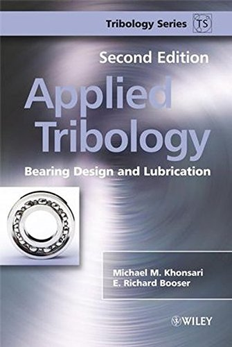 9780470057117: Applied Tribology: Bearing Design and Lubrication