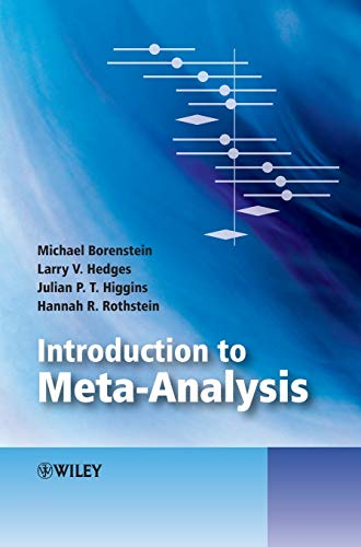 9780470057247: Introduction to Meta-Analysis
