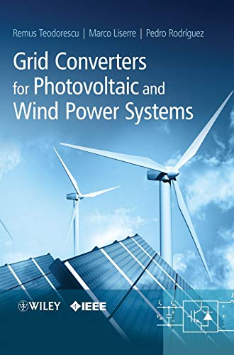 9780470057513: Grid Converters for Photovoltaic and Wind Power Systems