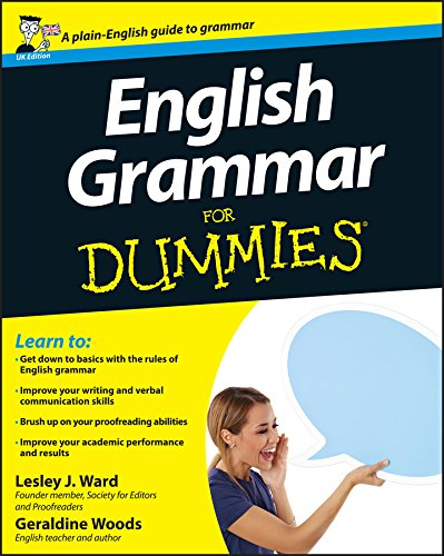 9780470057520: English Grammar For Dummies
