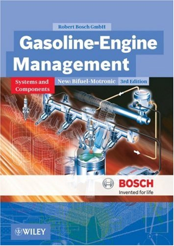 9780470057575: Gasoline-engine Management