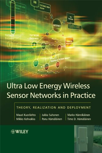 9780470057865: Ultra-Low Energy Wireless Sensor Networks in Practice: Theory, Realization and Deployment