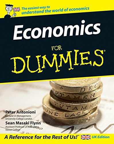 9780470057957: Economics for dummies