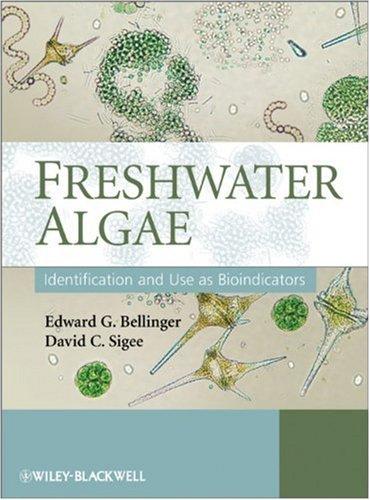 9780470058145: Freshwater Algae: Identification and Use as Bioindicators