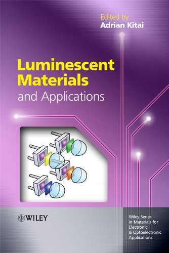9780470058183: Luminescent Materials and Applications