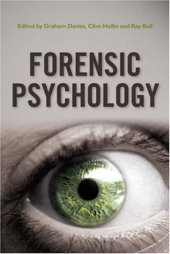 9780470058336: Forensic Psychology