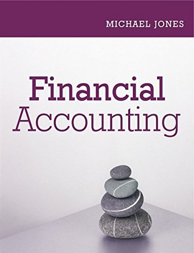 9780470058985: Financial Accounting